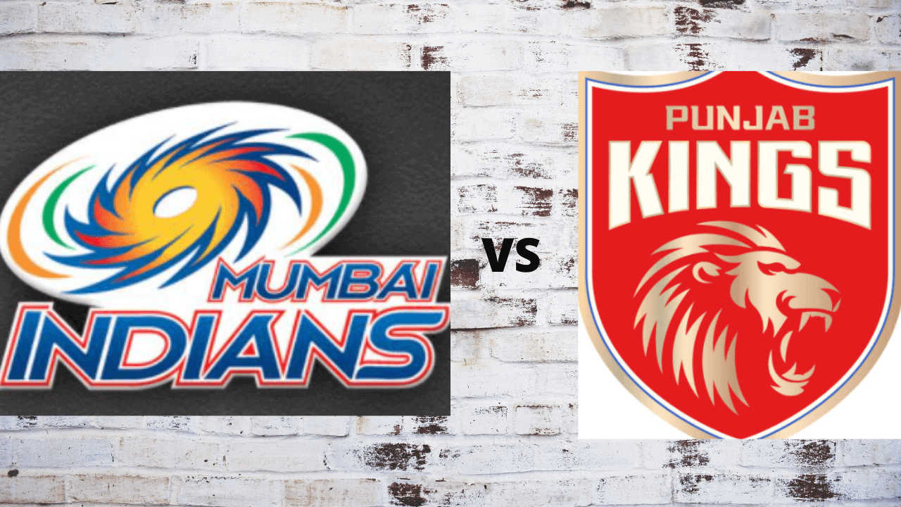 MI vs Punjab Kings head to head