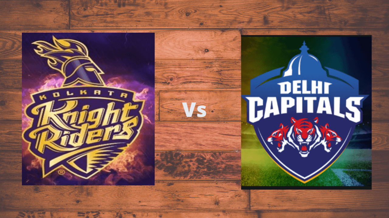 KKR vs DC Head to Head