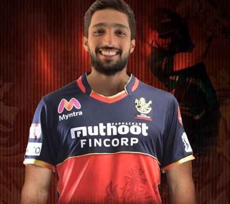 Mohammad Azharuddin Wicket Keeper RCB