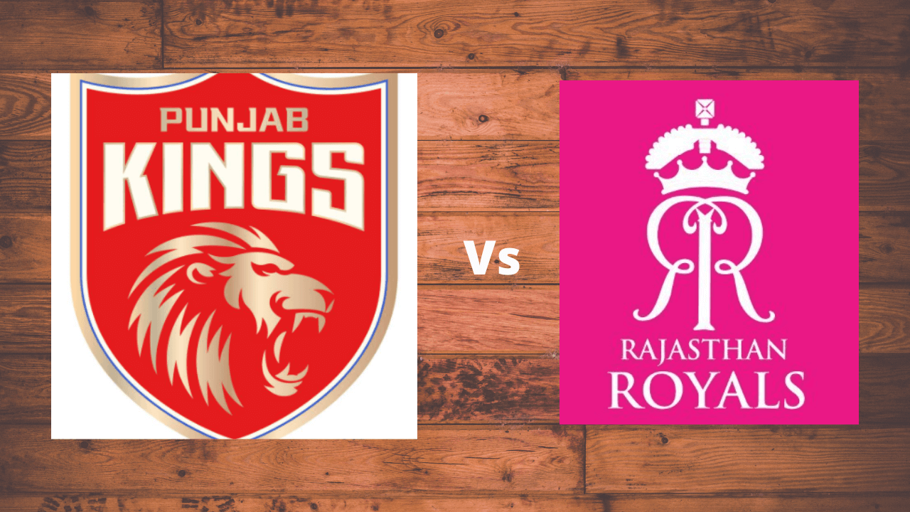 Punjab Kings vs Rajasthan Royals Head to Head