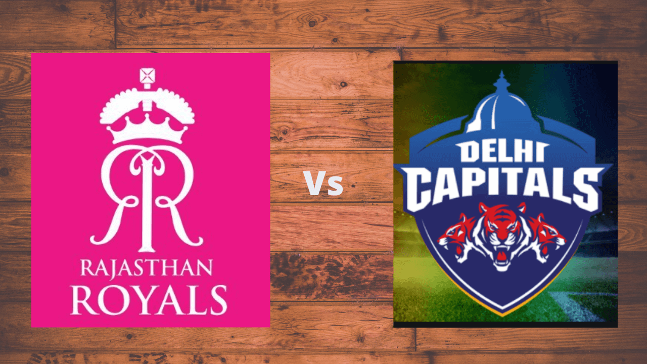 RR vs DC Head to Head complete IPL History